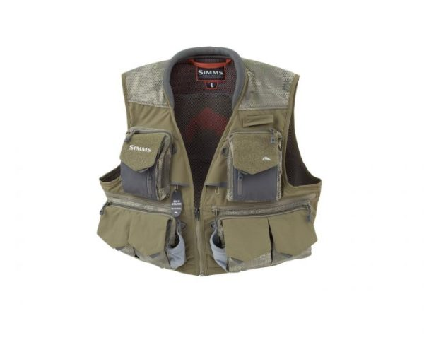 Thousand Lakes Sporting Goods Simms Guide Vest September 21, 2019