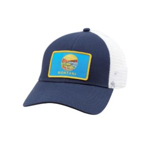 Thousand Lakes Sporting Goods SIMMS MONTANA PATCH TRUCKER HAT September 20, 2019
