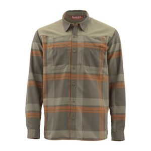 Thousand Lakes Sporting Goods Simms Black Ford Flannel Shirt September 6, 2019