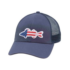 Thousand Lakes Sporting Goods SIMMS USA WALLEYE TRUCKER HAT September 20, 2019