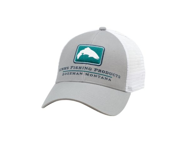 Thousand Lakes Sporting Goods SIMMS TROUT ICON TRUCKER HAT September 23, 2019
