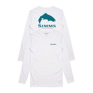 Thousand Lakes Sporting Goods SIMMS TROUT LOGO TECH TEE September 19, 2019