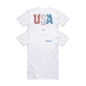 Thousand Lakes Sporting Goods SIMMS USA SPECIES TECH TEE September 19, 2019