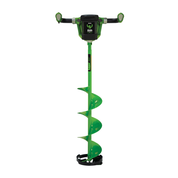 """Thousand Lakes Sporting Goods Ion X 8"""" Auger October 1, 2019"""