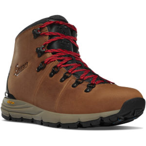 "Thousand Lakes Sporting Goods DANNER MOUNTAIN 600 4.5"" BROWN/RED 200G October 4, 2019"