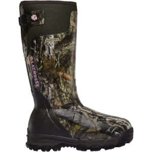 Thousand Lakes Sporting Goods LACROSSE WOMEN'S ALPHABURLY PRO MOSSY OAK BREAK-UP COUNTRY 1600G October 9, 2019