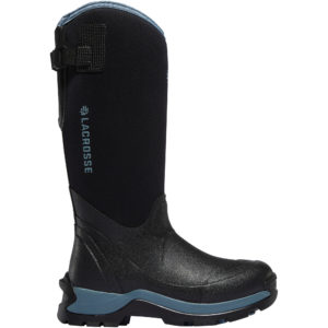 Thousand Lakes Sporting Goods LACROSSE WOMEN'S ALPHA THERMAL BLACK/CERULEAN 7.0MM October 9, 2019