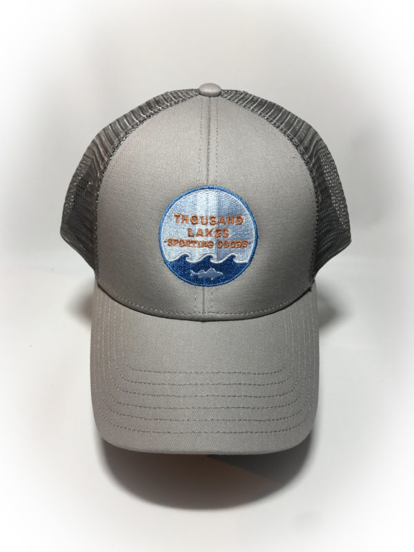 Thousand Lakes Sporting Goods Thousand Lakes Sports Logo Trucker November 14, 2019