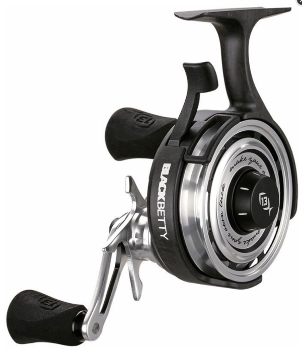 Thousand Lakes Sporting Goods 13 Fishing Black Betty FreeFall Ice Reel- RIGHT HANDED December 5, 2019